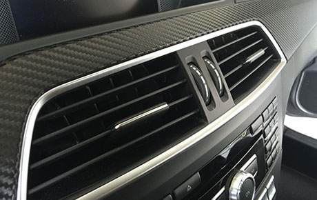 car wrap interiors