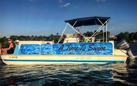 Boat wrap west palm beach